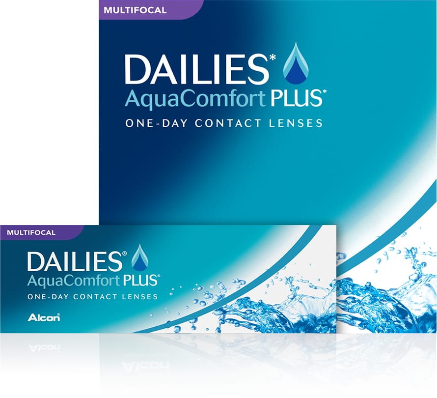 Alcon Dailies AquaComfort Plus Multifocal