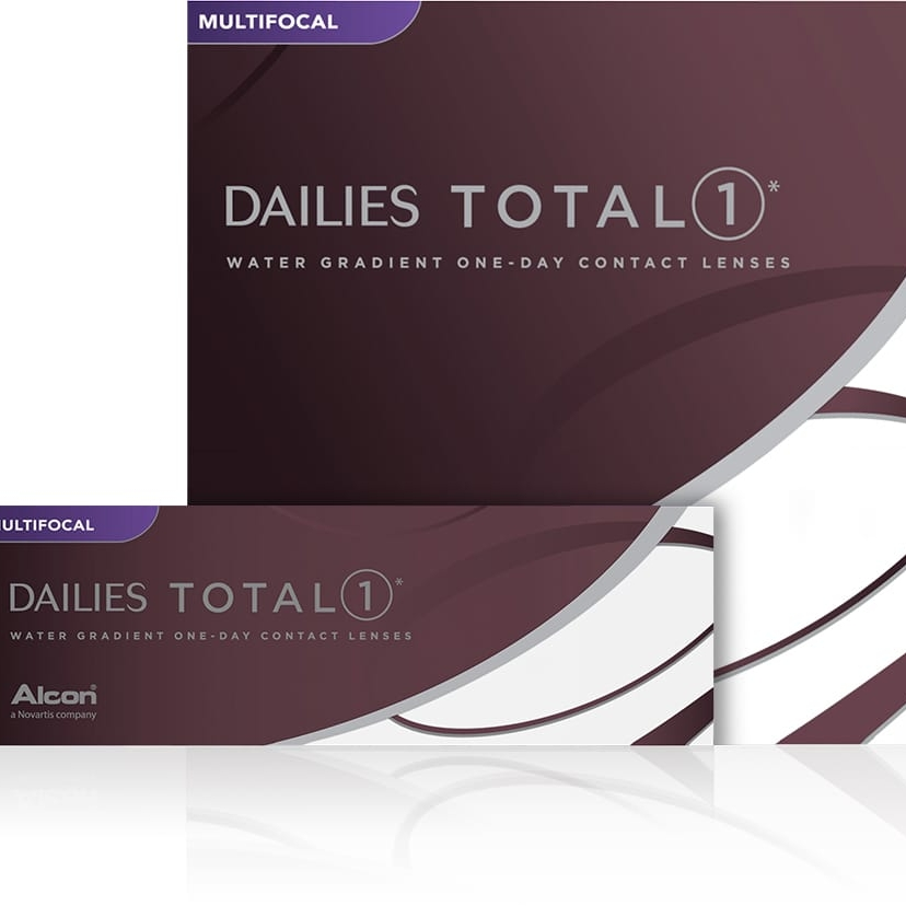 Alcon Dailies Total 1 Multifocal